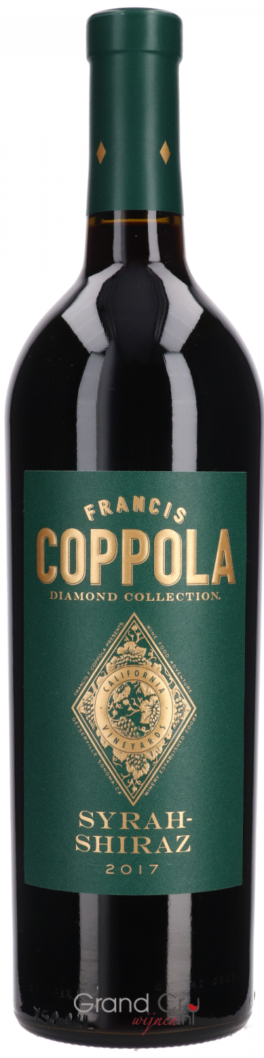 Francis Ford Coppola Syrah Shiraz Diamond Collection